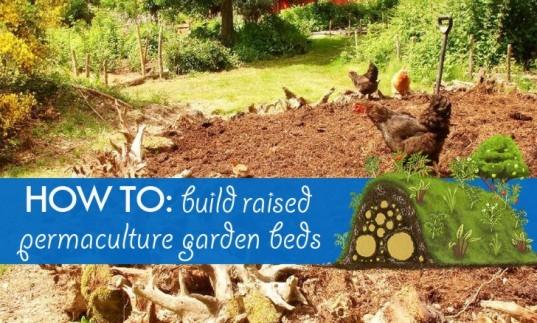 Hugelkultur Snake Mounds 171 Inhabitat Green Design