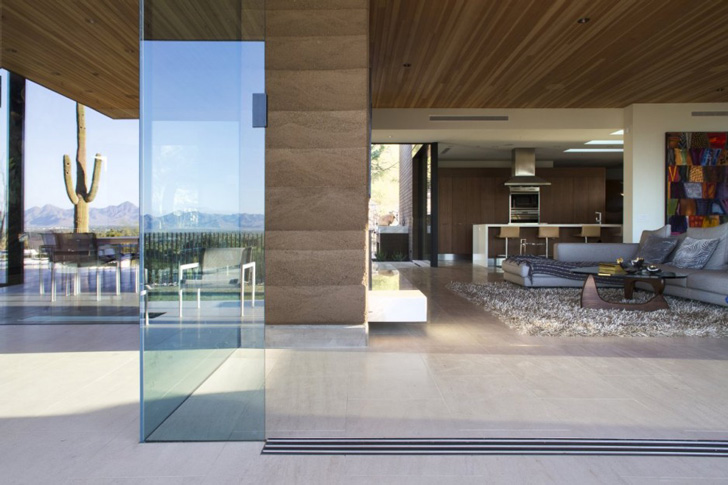 Kendle Design Collaboratives Quartz Mountain Residence