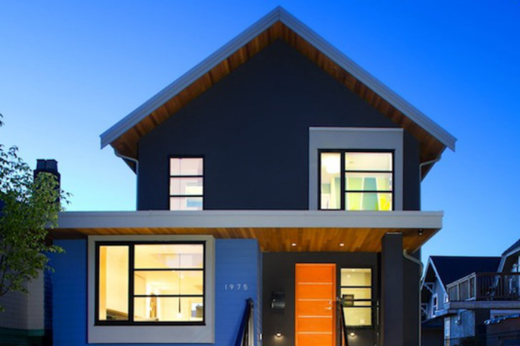 Vancouver Renovation Turns A 50s Bungalow Into A Modern