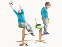 Clever Transforming Froc High Chair Grows Along With Your ...