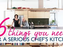 6 Things You Need for a Serious Chef's Kitchen | Inhabitat ...