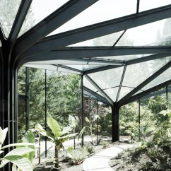 Twitter Architecture Diagram Hot Water Music Shirt Ida's Greenhouse Botanical Garden Grueningen Is A Parametrically Designed Artificial Forest In ...