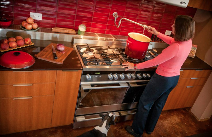 How Kitchen Design Has Evolved Over The Last Century Inhabitat