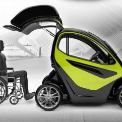 Wheelchair Car High Office Chairs Equal A Compact Electric Vehicle Specially Designed For People With New Eco Friendly From Absolute Design Could Make Independent Low Emission Transportation Possible Who Utilize
