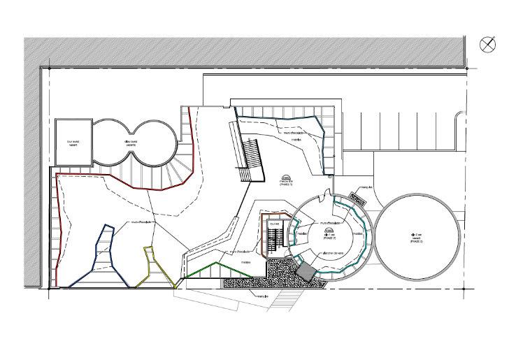 Allez Up Climbing Gym-Smith Vigeant Architectes