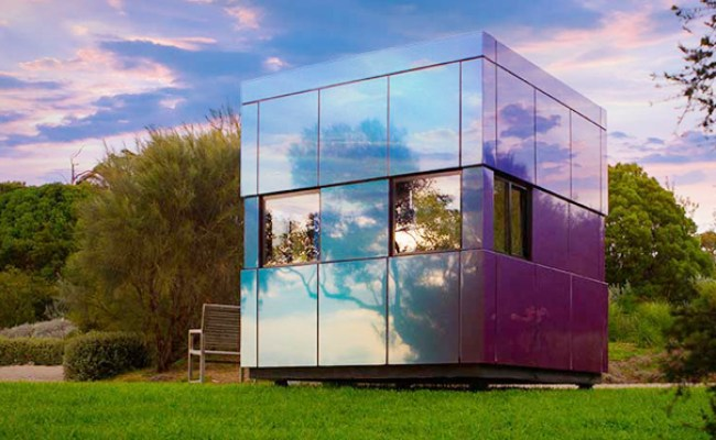 Harwyn Pods Are Tiny Prefab Workspaces That Can Be