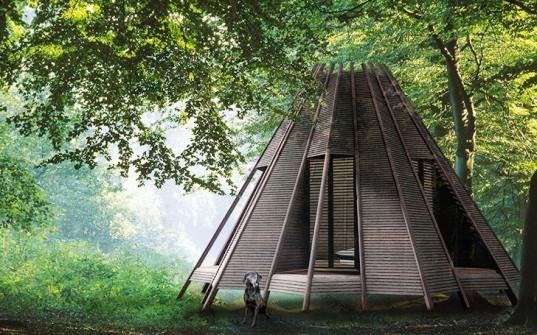 The Nook Antony Gibbon Inhabitat Green Design