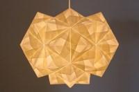 origami lamps | Tutorial Origami Handmade
