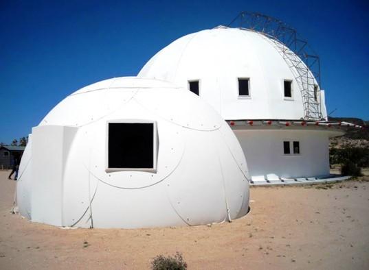 Intershelter dome  Inhabitat  Green Design Innovation