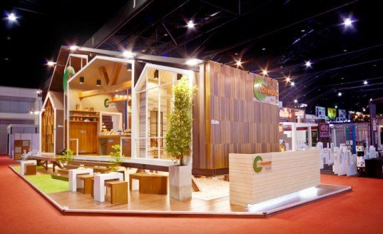 Apostrophy S Conwood Pavilion Showcases An Eco Friendly