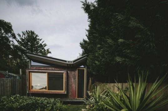 TAKTs Tiny CopperClad Beach Retreat House Captures a