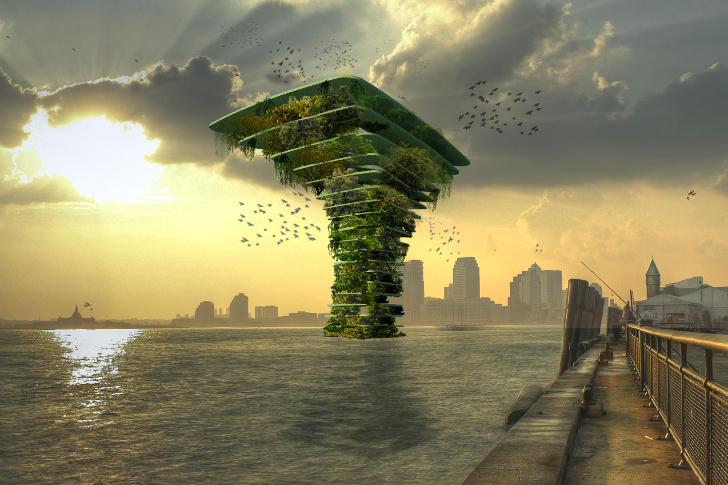 INHABITAT INTERVIEW Water Architect Koen Olthuis On How