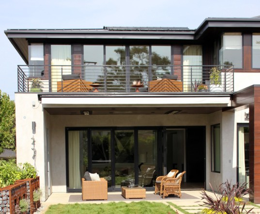 Sunset Magazine's Breezy 2014 Idea House Opens For Tours In