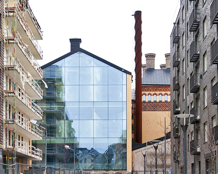 Stockholm Architecture Firm Joliark Converts Historic Brewery Into A Light Filled Headquarters
