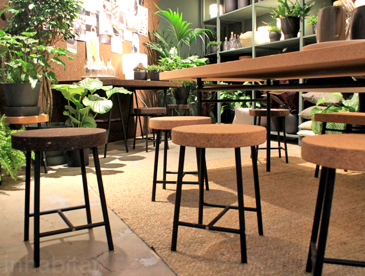 kitchen furniture ikea island prices s temporary shop explores the future of design at milan space week 2015