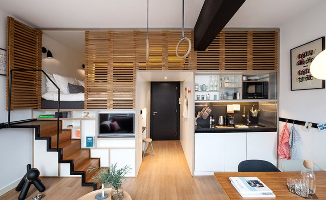 Zoku Amsterdam Is An Innovative Loft Like Space That