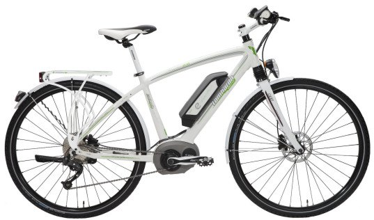 Electric bikes could be the key to getting more people to