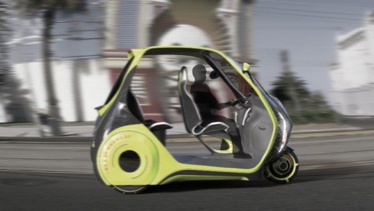 Lindo Smart Is A Quirky Electric Car Designed To Take On City Traffic
