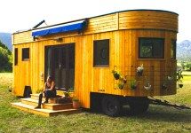 Tiny Mobile Home Trailer Houses