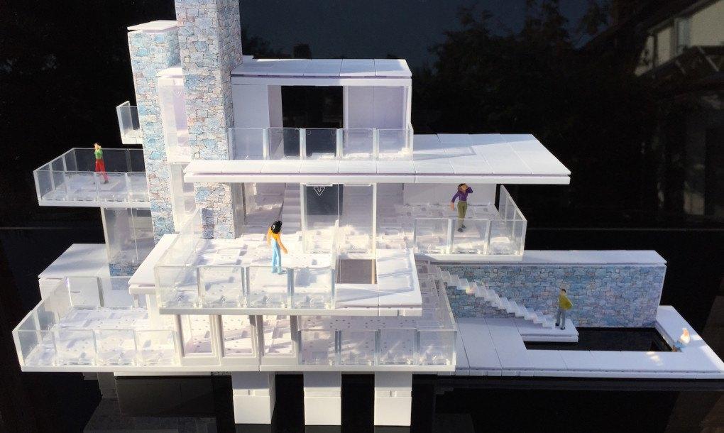 Arckits Architectural Building Blocks Make LEGOs Look
