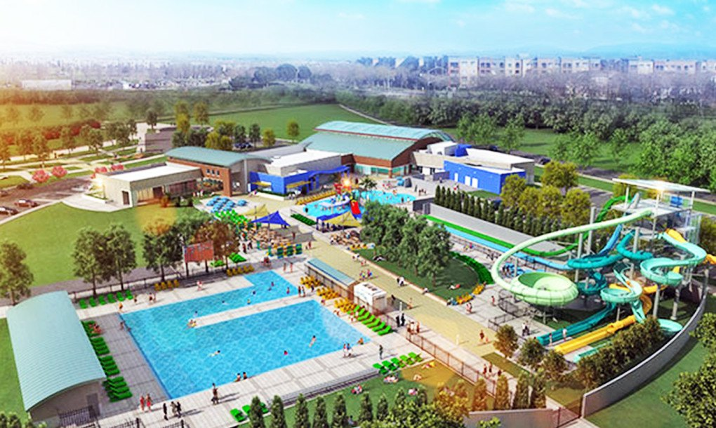 This California city is building a water park during the