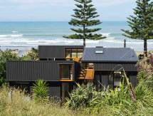 New Zealand Beach House Designs