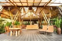 Airbnb Bali Bamboo House