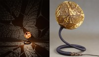 Gorgeous calabash lamps transform any room into magical ...