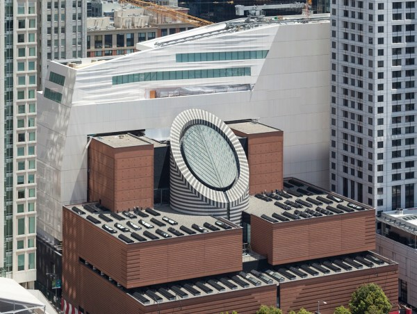 Snhetta' Sfmoma Expansion Nears Completion