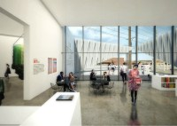 SHoP Architects modern Santa Fe Gallery design is inspired ...