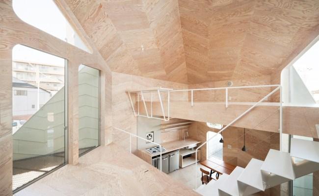 Plywood Inhabitat Green Design Innovation