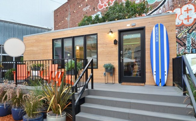 Intel S Smart Tiny House Puts The Internet Of Things To