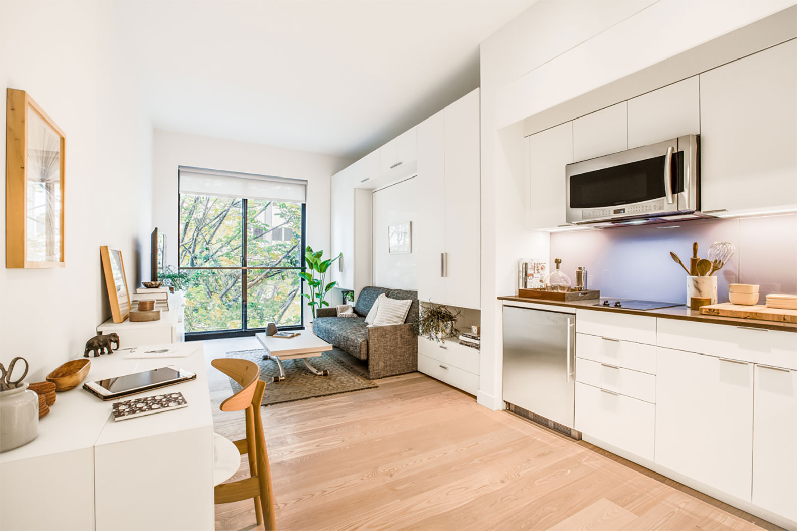 Heres what NYCs first micro apartments will look like on the inside  Inhabitat  Green Design
