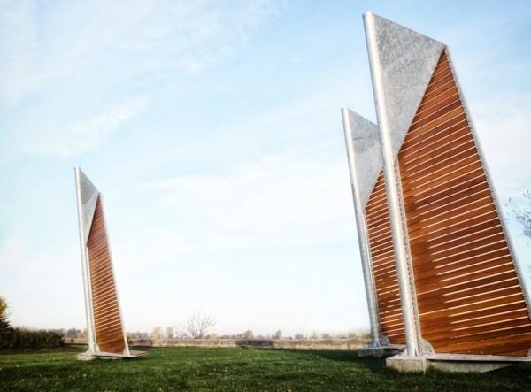 Street Furniture Inhabitat - Green Design Innovation