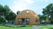 Hurricane Proof Dome Home Design