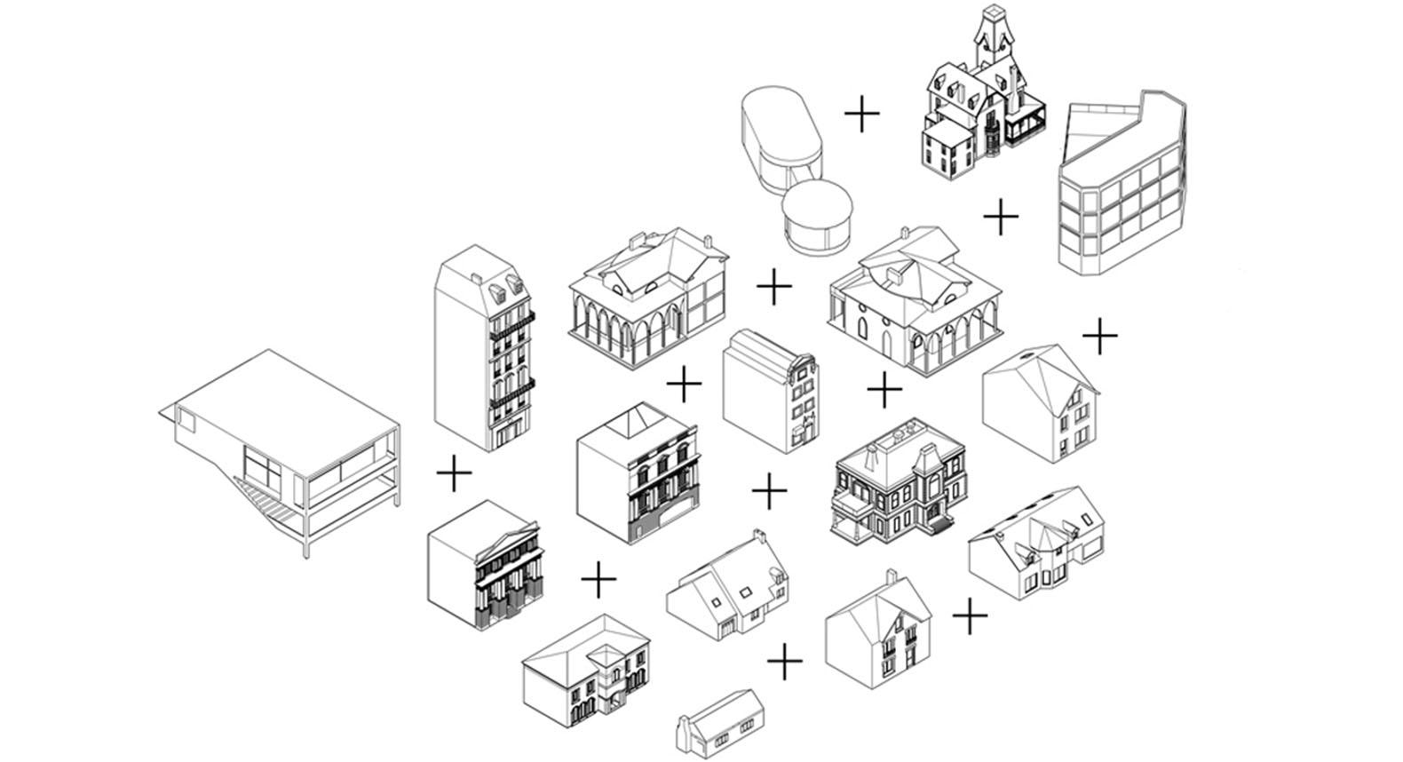 Périphériques' affordable housing proposal reinvents Paris