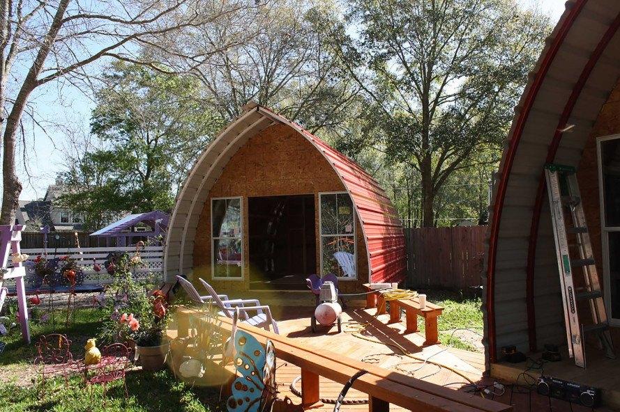 Quonset Hut Home Floor Plans