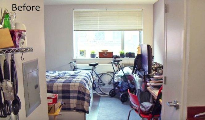 300 Sq Ft Bronx Studio Apartment