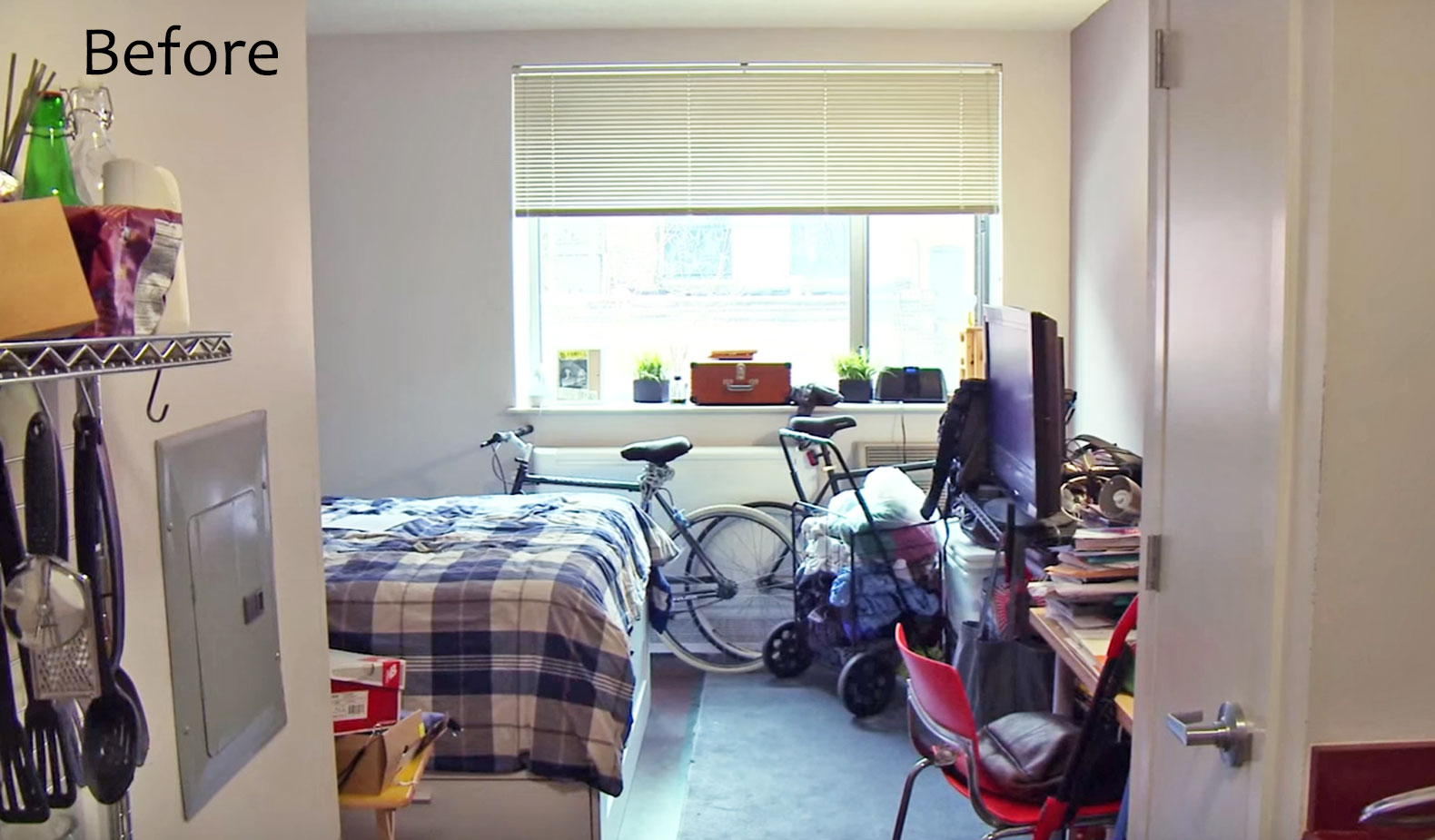 See IKEAs smart makeover of this 300sqft Bronx studio