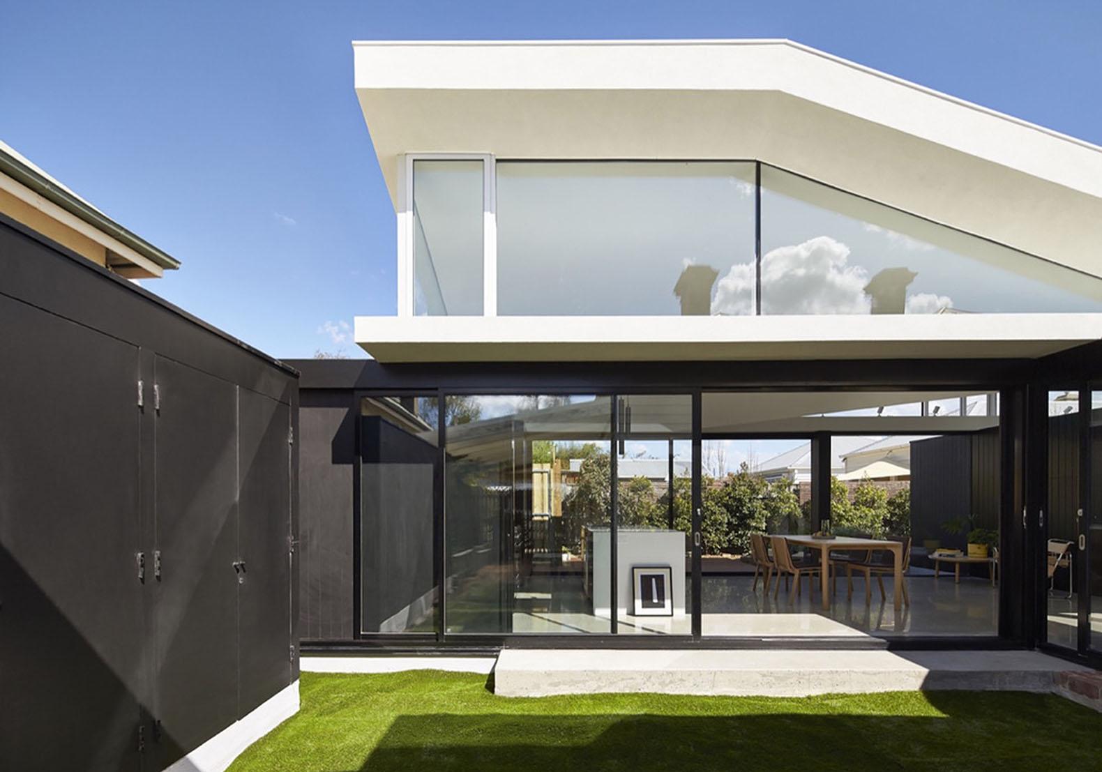 Butterfly Roof  Inhabitat  Green Design, Innovation