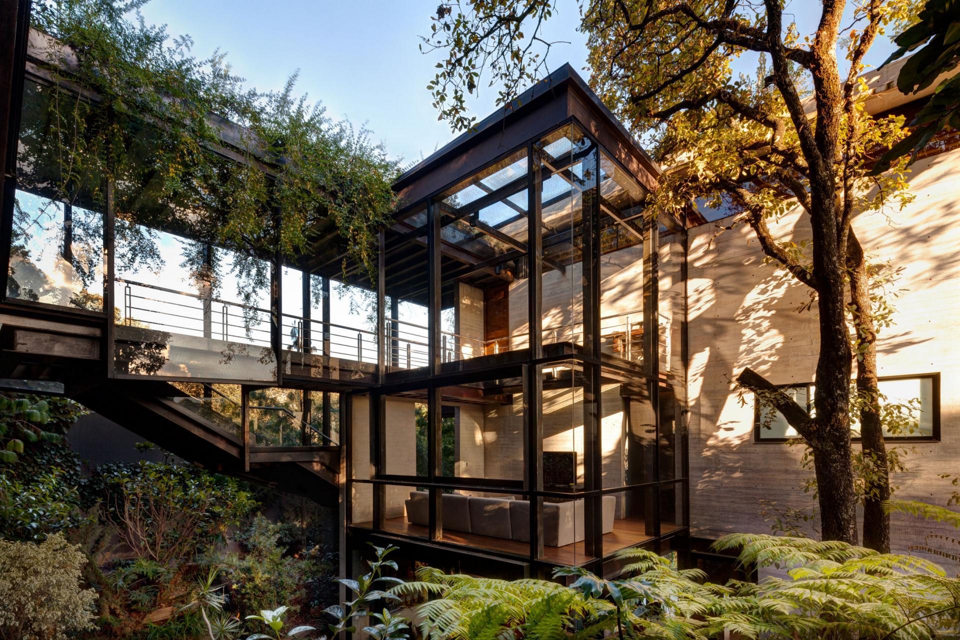Stunning La Casa En El Bosque Tree House Proves That