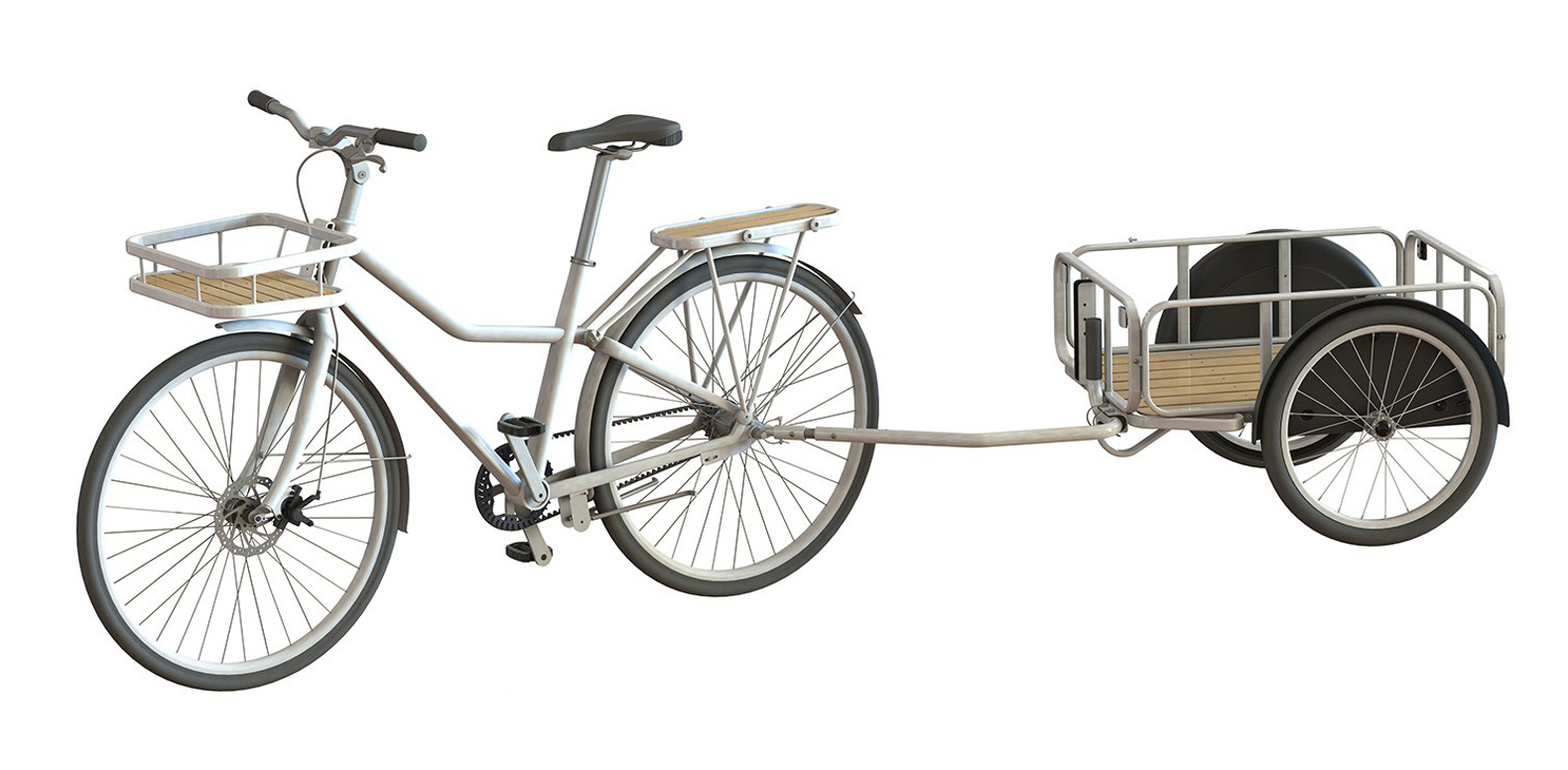Ikea Is Launching A Chainless Bicycle Called Sladda This Year
