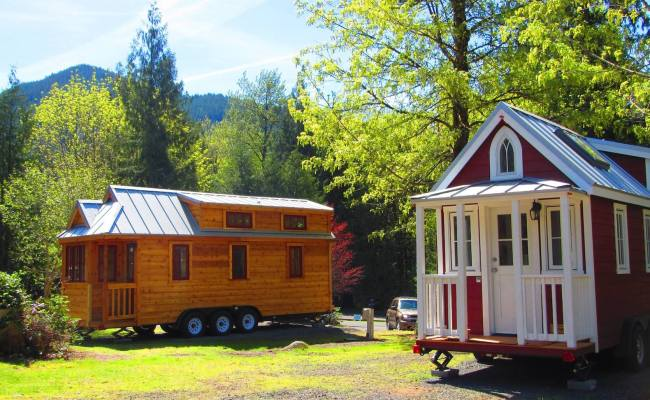 Try Out Tiny House Living In Oregon S New Micro Home