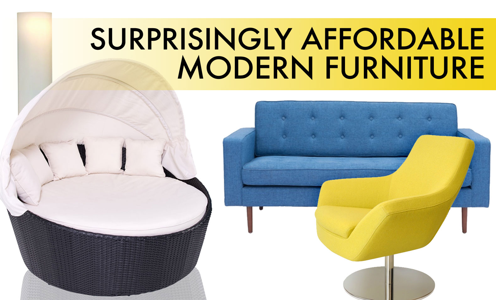 modern chairs cheap how to make bean bag chair filling 14 surprisingly affordable pieces of furniture that