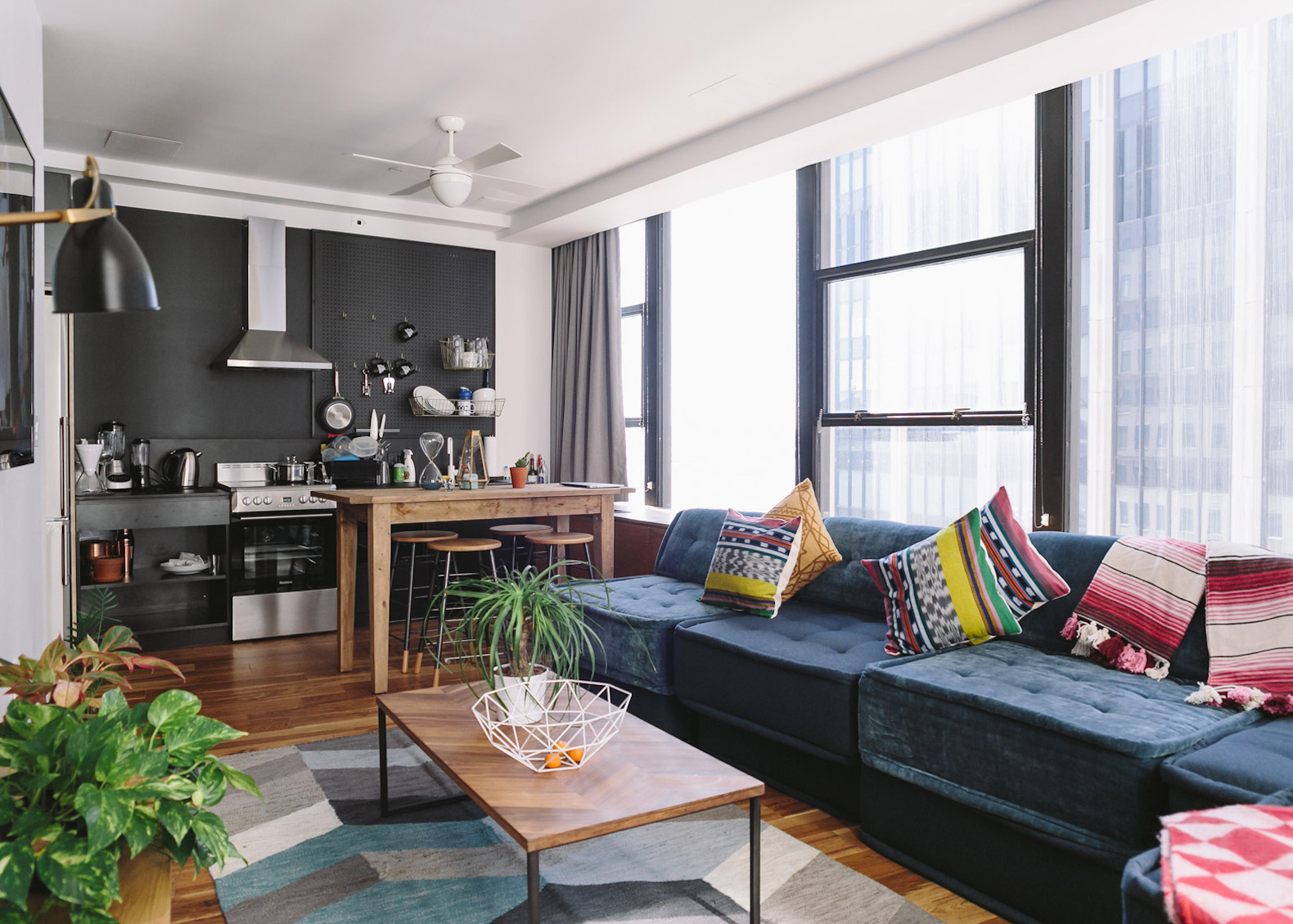 WeLive opens doors to gorgeous coliving apartments of the