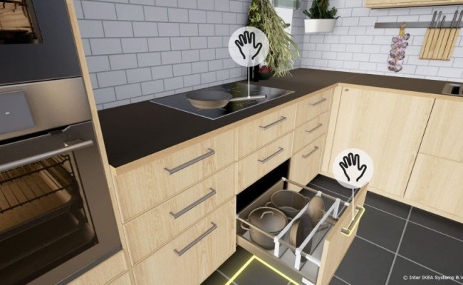 Ikea S New App Lets You Try Out Furniture In Virtual Reality