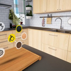 Kitchen Furniture Ikea Consumers And Bath Reviews S New App Lets You Try Out In Virtual Reality Vr Headset Htc Vive Video