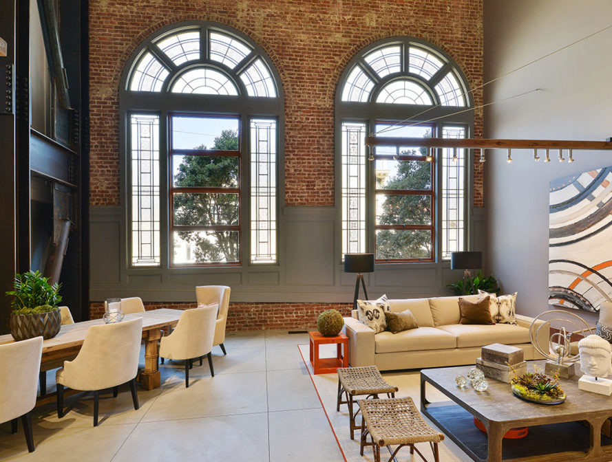 Historic San Francisco Church Creatively Reborn As Loft