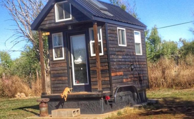 Texans Rethink Acceptance Of Tiny House Movement Growing