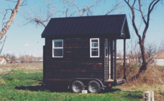 Tiny House Capital Spur Texas Inhabitat Green Design